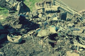 Вывоз мусора в Нахабино
