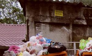 Вывоз мусора в Рузском районе