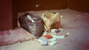 Вывоз мусора в Снегирях