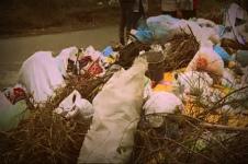 Вывоз мусора из квартиры грузчиками